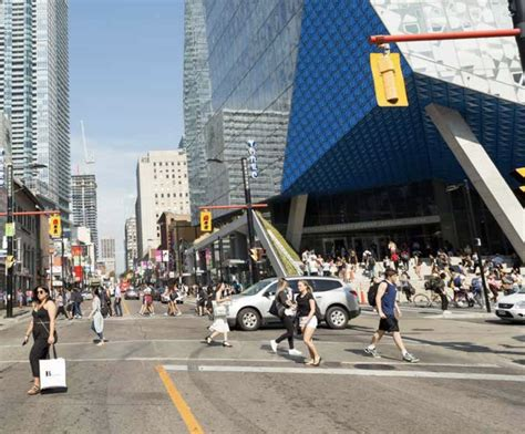 Ryerson Makes the Case for a Downtown Yonge Street Revival