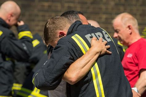 Heroic Grenfell Tower firefighters and inspiring community