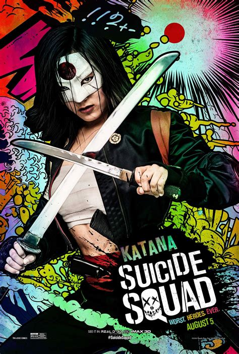 Suicide Squad: New Character Posters Are Just Plain Bad