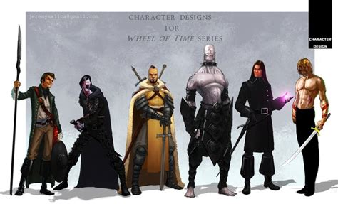17 Best images about The Wheel of Time on Pinterest