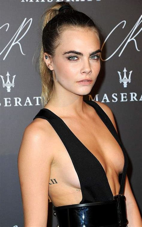 33 Sexy Pictures Of Cara Delevingne, England's Hottest New