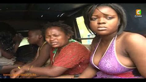 Mombasa Strippers in Court - YouTube