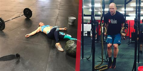 10 Workouts and Training Tips from CrossFit Games