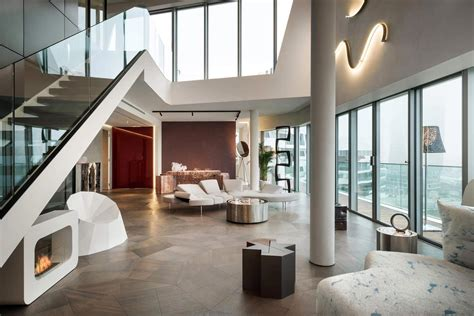 Ultra Modern Penthouse One-11 by Milano Contract District