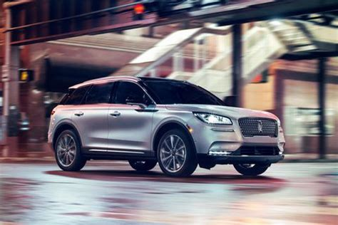 2020 Lincoln Corsair Is Refined but Value Challenged