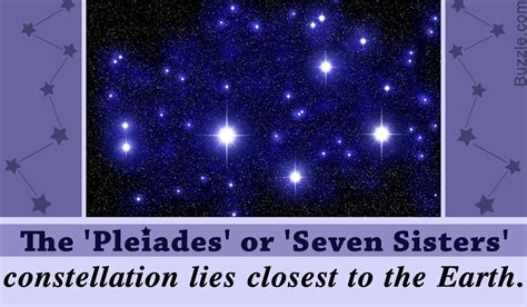 The Incredible Story of the Seven Sisters Constellation