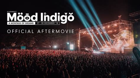 Mood Indigo 2018: Official Aftermovie | A Montage of
