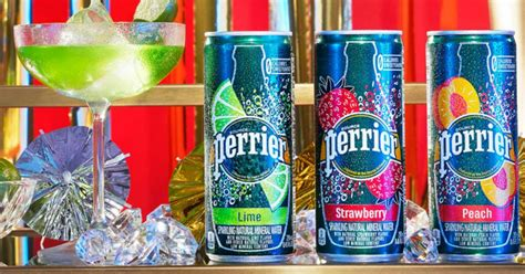 Amazon Prime Deal | Perrier Flavored Mineral Water 30