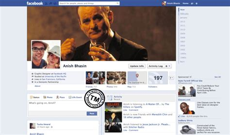 How Facebook Profile Look Changed from past 10 years