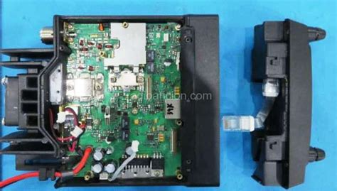 AT-5888UV III TRI-BAND FM TRANSCEIVER 144/220/440 MHz