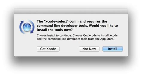 macos - How to install Xcode Command Line Tools - Stack
