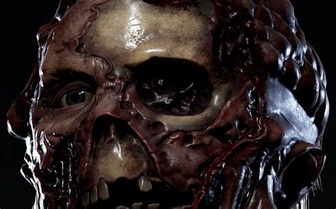 """""""Friday the 13th: The Game"""" Character Model Unmasks 'Jason"""