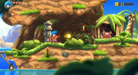 Recension: Monster Boy and the Cursed Kingdom [PS4