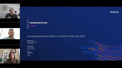 Countering the Bullwhip Effect in a COVID-19 World