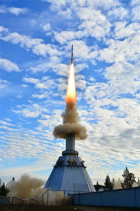 TEXUS 54/55 successfully launched from Esrange Space