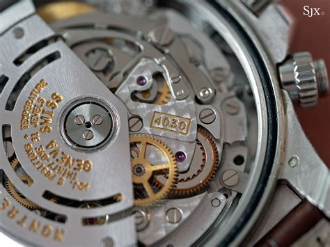 """The True Story of the Mythical Rolex """"Zenith"""" Daytona in"""