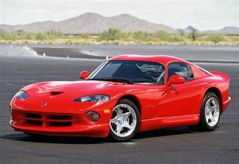 1996 Dodge Viper GTS - price and specifications