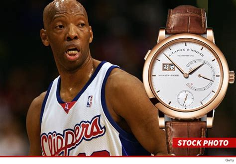 Sam Cassell -- I May Be Victim In John Mayer Watch Scandal