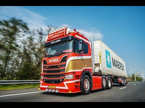 Scania P-Series NGS v 1