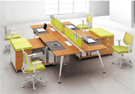 W418 Soft Rubber Resin Extra Large Office Writing Desk