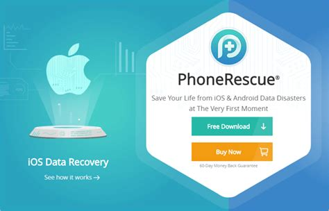 PhoneRescue For IOS - Best Data Recovery Tool For iPhone