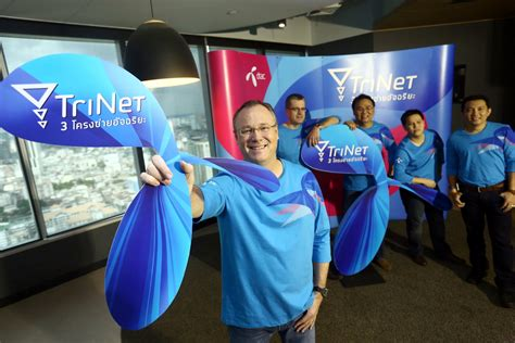 dtac launches three smart networks in one - Telenor Group