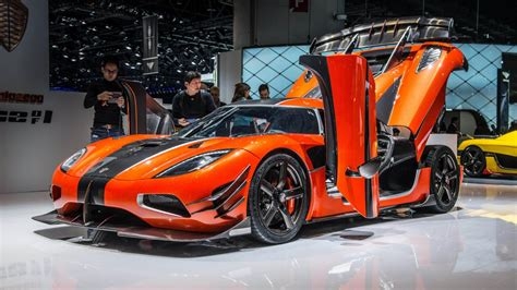 This is the last ever Koenigsegg Agera   Top Gear