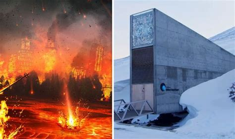 End of the world: Scientist's 'modern-day Noah's Ark