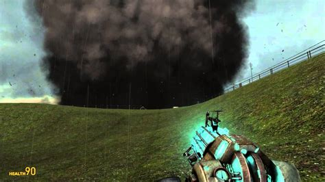 Chasing a F5 Tornado PC Game 1-6-2013 - YouTube