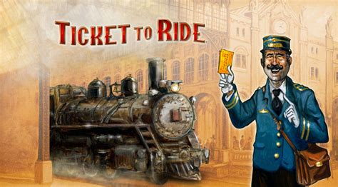 Popular Board Game Ticket To Ride Coming To Playlink For