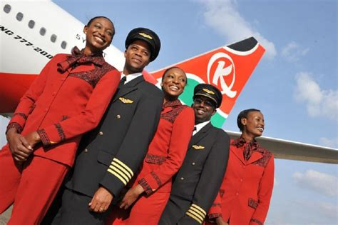 Kenya Airways voted Africa's Leading Airline - Business