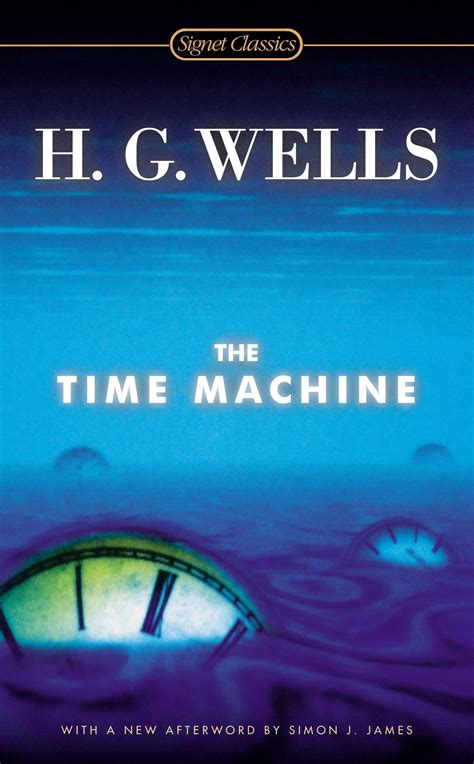The Time Machine by H
