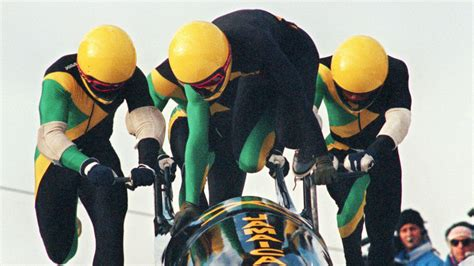 Rewind to 1988: The Jamaican bobsled team and the real