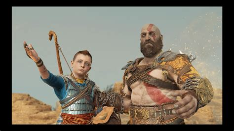 'God of War' Ending Explained: Who is Atreus' Mother, the