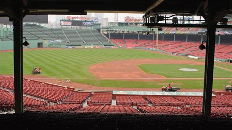 Fenway Park: the shallow and short of one of MLB's tiniest