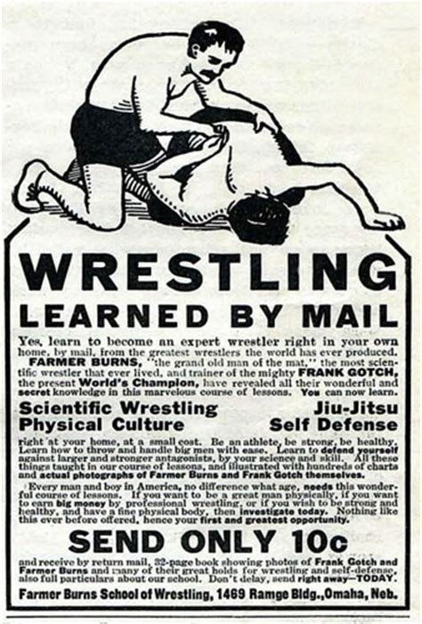Amateur Wrestling Collectibles Gallery- Magazines & Ads by