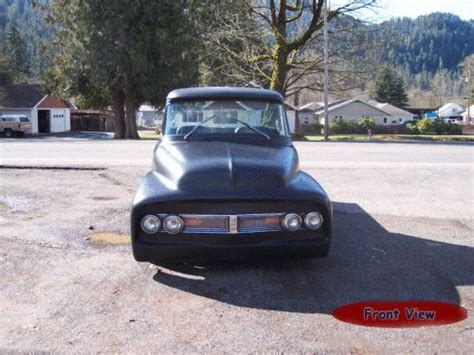 Sell used 56 Ford F100 Pickup Custom Pro-Street -460 BB in