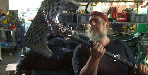 Destiny's Battle Axe Forged in Real Life - GameSpot