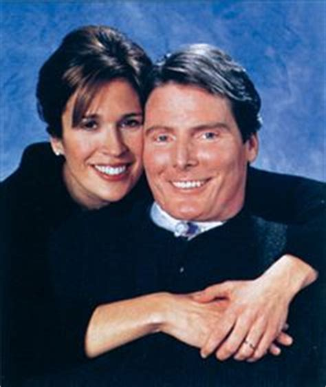Christopher Reeve on Pinterest | Superman, Dana Reeve and