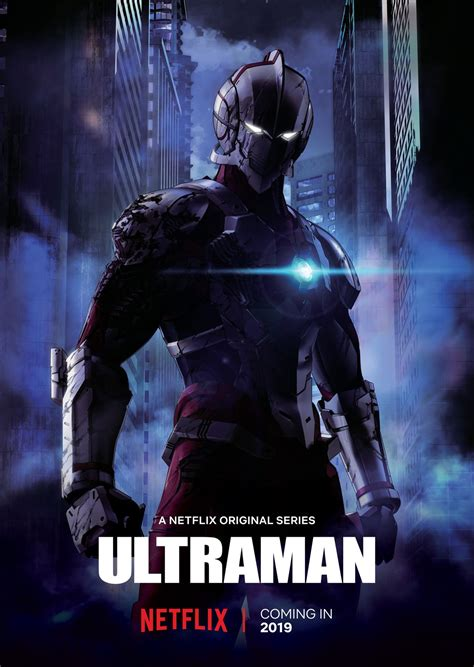 Netflix's anime plans include Ultraman revival and