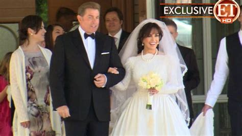 EXCLUSIVE: First Shot of Marie Osmond in Wedding Dress