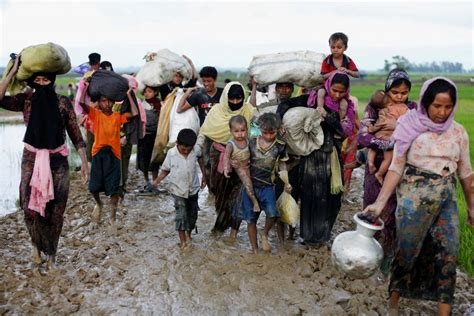 A Genocide In The Making: Rohingya's Screams Fall On Deaf Ears