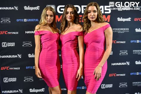 GLORY 45 weigh-in results from Amsterdam - MMAmania