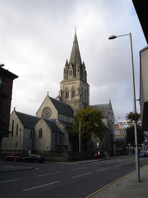 St Barnabas Cathedral Church, Nottingham © Oxymoron cc-by