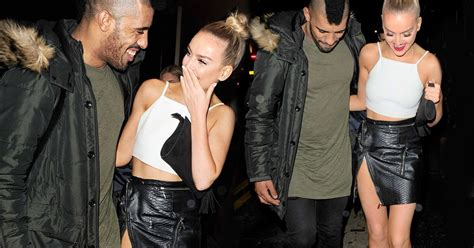 Perrie Edwards sparks new romance rumours as she's