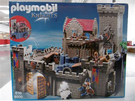 Playmobil Ritterburg, - Special auction 2017/08/01