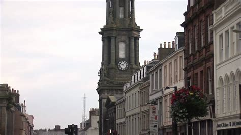 High Definition Rendering Test - Ayr Town Clip - YouTube