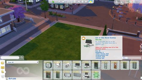 The Sims 4 Get to Work: How to Unlock Career Objects