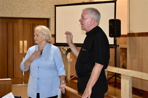 A saint in the family? Sister of Father Bill Atkinson