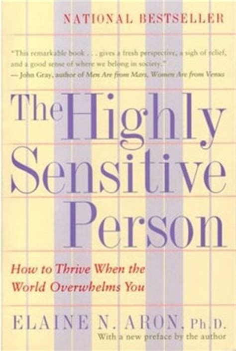 Book Review: The Highly Sensitive Person | Happily Imperfect